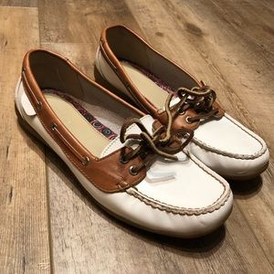 Women's Sperry Top-Sider Boat Shoes - Sz 8